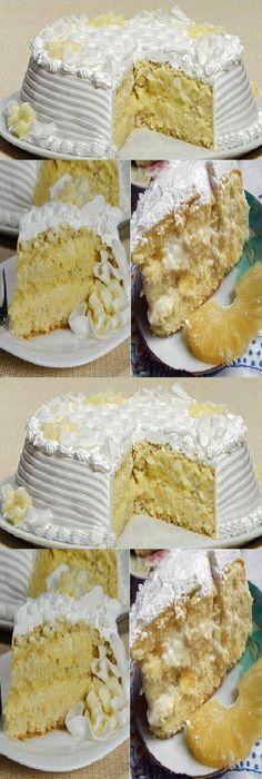 Magic Custard Cake, Martha Stewart Recipes, Pound Cake, Cupcake Cakes, Buffet, Bakery, Food And Drink, Bread, Snacks