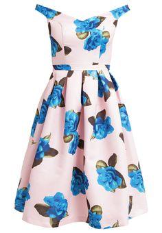 Chi Chi London Sukienka letnia pink