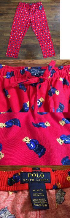 Sleepwear And Robes 11510 Nautica Anchor Mens Blue Bone 100 Cotton