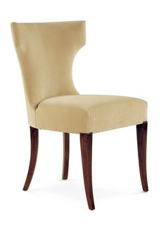 Luxford Side Chair (#KJ1000) by Kerry Joyce | Dining Chairs | Dessin Fournir Companies