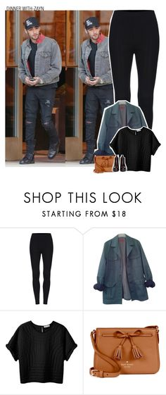 """""""Untitled #496"""" by deerches ❤ liked on Polyvore featuring HUGO, Étoile Isabel Marant, Kate Spade and Sam Edelman"""