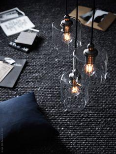 Glasklart i grupp | IKEA Livet Hemma – inspirerande inredning för hemmet