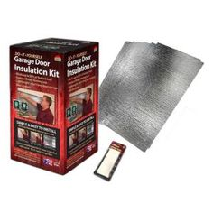 Air Reflective Garage Door Insulation Kit