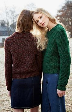b359cb459f96 Thick Sweater pattern by PT Design of Norway ~ English and Norwegian Thick  Sweaters