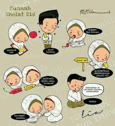 Sunnah Sholat Eid
