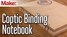 bookbinding - YouTube