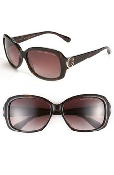 MARC BY MARC JACOBS Gradient Sunglasses available at Nordstrom
