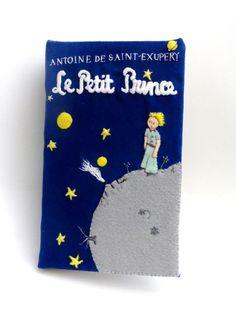 Hand-crafted book bag: Antoine de Saint Exupéry - Le Petit Prince