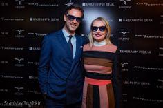 Guglielmo Miani and Viktoria Davydova (Vogue)