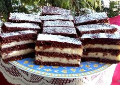 Érdekel a receptje? Kattints a képre! Eat Pray Love, Cakes And More, Nutella, Tiramisu, Cookie Recipes, Deserts, Food And Drink, Xmas, Christmas