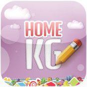 Home KG App FREE - March 10 #kinderchat