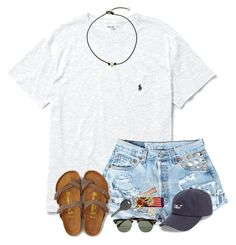 """Today's my birthday! (rtd)"" by madelyn-abigail ❤ liked on Polyvore featuring Ralph Lauren, American Eagle Outfitters, Ray-Ban, Vineyard Vines, Cherokee, Tory Burch and Rebecca Minkoff"