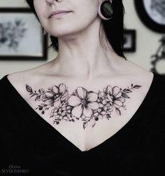 Inked Hearts & Pierced Parts | thatattoozone: Diana Severinenko
