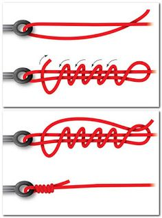 A Little Bit of This, That, and Everything: How To Tie A San Diego Jam Knot