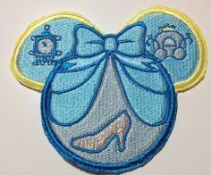 New embroidery monogram ideas t shirts mice ideas Disney Tattoos Cinderella, Cinderella Mice, Mickey Mouse Head, Mouse Ears, Disney Mouse, Run Disney, Disney Fun, Disney Ideas, Disney Stuff