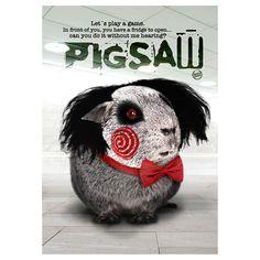 Piggie Parodies: Jigsaw