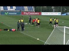 http://myanmar.mycityportal.net - Real Madrid prepare ahead of Galatasaray C. League match