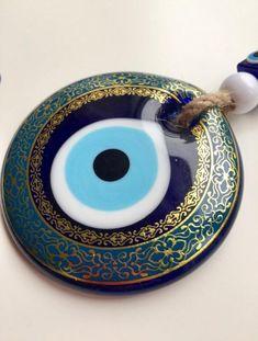 Your place to buy and sell all things handmade Evil Eye Jewelry, Evil Eye Bracelet, Evil Eye Nails, Mirror Ornaments, Turkish Eye, Greek Evil Eye, Spiritual Jewelry, Evil Eye Charm, Hamsa Hand