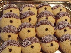 Cookie Desserts, Cookie Recipes, Bulgarian Recipes, Romanian Food, Milk Cookies, Food Cakes, Soul Food, Doughnut, Biscuits
