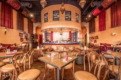 Transform your hectic day into a tranquil Marrakesh night. Dallas Restaurants, Marrakesh, Magazine, Table, Night, Restaurant Ideas, Dallas Texas, Home Decor, Urban