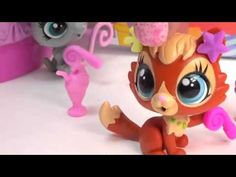 LPS We Love To Party Playset Bobbleheads Set Littlest Pet Shpo Shopkins ...