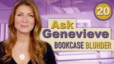 Bookcase Blunder - Ask Genevieve - Episode 20