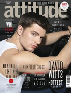 David Witts from EastEnders soap opera.