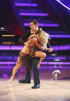 Kym Johnson & Ingo Radamacher - Dancing With the Stars - season 16 - week 7 - spring 2013