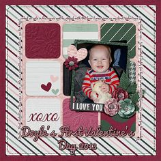 Layout using {Always and Forever} Digital Scrapbook Collection from Aprilisa Designs available at Gingerscraps.net http://store.gingerscraps.net/Always-And-Forever-Bundle.html #digiscrap #digitalscrapbooking #aprilisadesigns