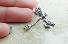 Awesome belly button ring