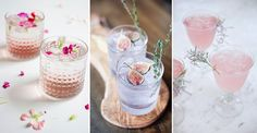 With spring in full swing, we're gearing up to host warm-weather soirées and drinks with the girls. From lavender lemonades and candied fruit cocktails that evoke the seasons to fail-safes like champagne with strawberries and raspberry rose fizzes, there's a crowd-pleasing tipple to take everyone's fancy, so get ready to impress.