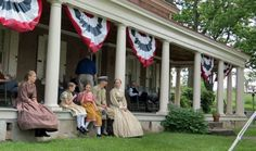 Things you might have wanted to do on an 18th Century summer vacation in the Pennsylvania countryside, and even some you might not have considered, come to life Saturday in Schwenksville.