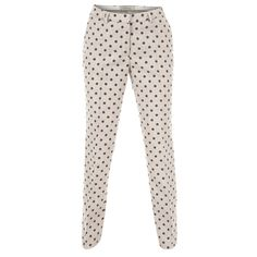 Paul Smith Trousers - Grey Spotty Trousers  £405.00