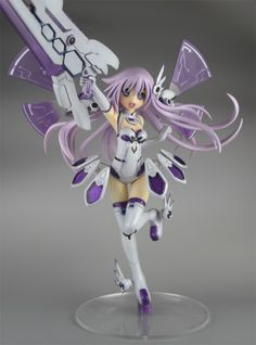 This Purple Sister Garage Kit Makes Me Wish I Could Paint | Plastikitty