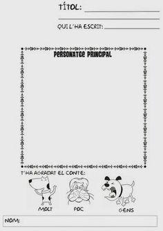 PROJECTS DE TREBALL A INFANTIL...: TALLER DEL CONTE