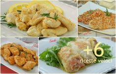 Ricette con il pollo, le 10 migliori ricette per prepararlo, idee facili, veloci. Il pollo è molto utilizzato in cucina grazie alla sua versatilità