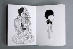 Lolo Book by lolo , via Behance