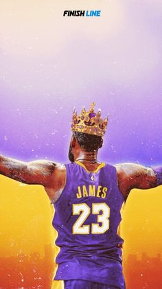 LeBron James Wallpaper Lebron James Lakers db682abc3