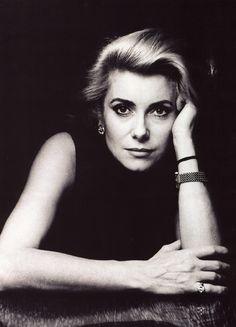 Helmut Newton | Catherine Deneuve, 1984