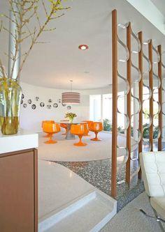 Mid-Century Modern Freak | Trousdale Residence | Architect: Billy Rose - Via
