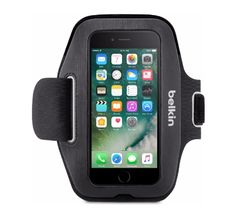 Belkin SportFit Armband Apple iPhone 7 Zwart