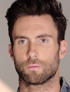 I LOVE Adam Levine & Maroon — ouradamlevine: 115 of ∞ pictures that prove. Adam Levine Haircut, Adam Noah Levine, Adam Levine Style, The Voice, Adam And Behati, Celebrity Babies, Celebrity Guys, Auburn Hair, Moustache