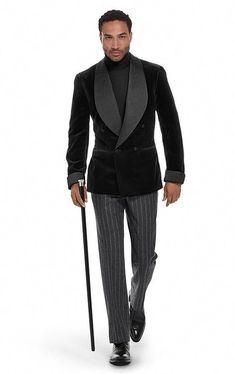 c023f37d63d 2017 Latest Coat Pant Designs Black Velvet Men Suit Smoking Jacket Slim Fit  2 Piece Tuxedo