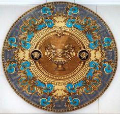 Versace carpet
