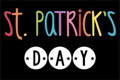 Kindergarten - Second Grade St. Patrick's Day Pinterest Board: games, activities, resources and teaching ideas.