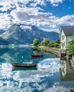 Oppstryn, Norwegia