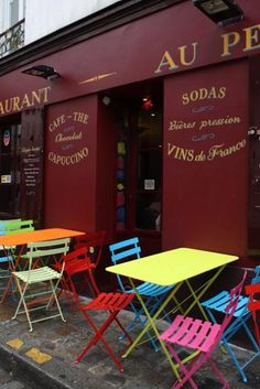 Montmartre, Paris: I was pregnant with Sofia and the crepes never tasted better!