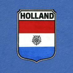 Dutch Crest Shirt