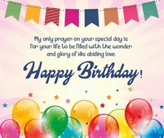 80 Religious Birthday Wishes and Messages - WishesMsg Birthday Prayer Wishes, Spiritual Birthday Wishes, Islamic Birthday Wishes, Christian Birthday Wishes, Birthday Wishes For A Friend Messages, Happy Birthday Wishes Photos, Birthday Wishes Greetings, Wishes For Friends, Birthday Blessings