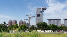 Beijing's Pangu 7 Star Hotel lies in the heart of the imperial city